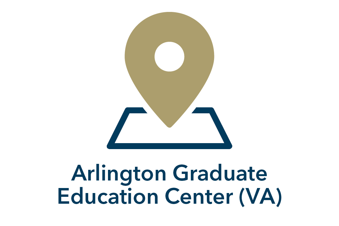 Arlington Graduate Education Campus (VA); graphical presentation of map marker