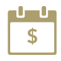 calendar money icon